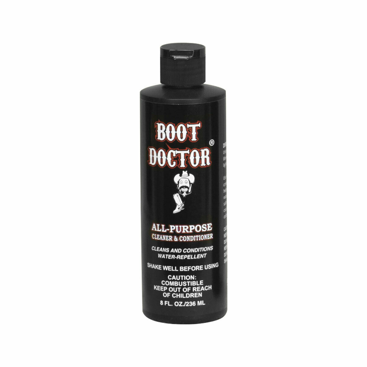 Boot Doctor -All Purpose Cleaner & Conditioner - Leather Care Water Repellent