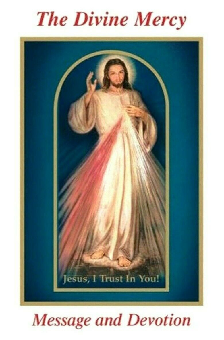 The Divine Mercy Message and Devotion -Based on St. Faustina's Diary LARGE PRINT
