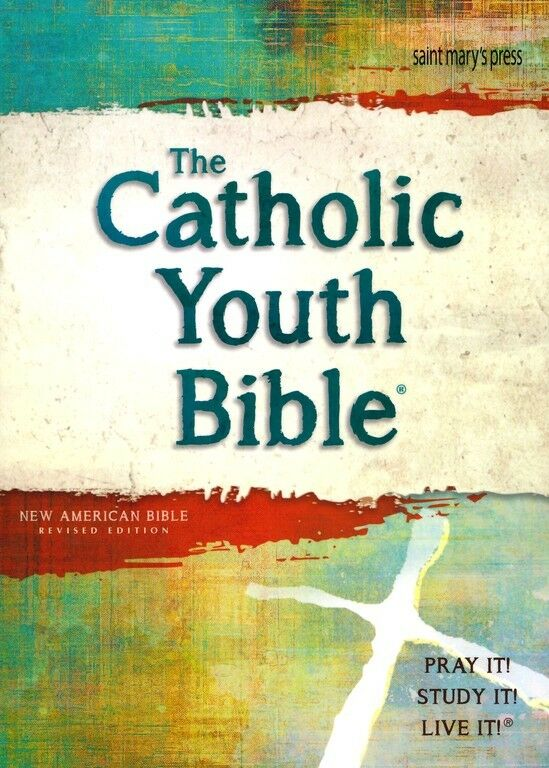 The Catholic Youth Bible, 2018 4th Edition, NABRE, Paperback- New Most Recent Ed