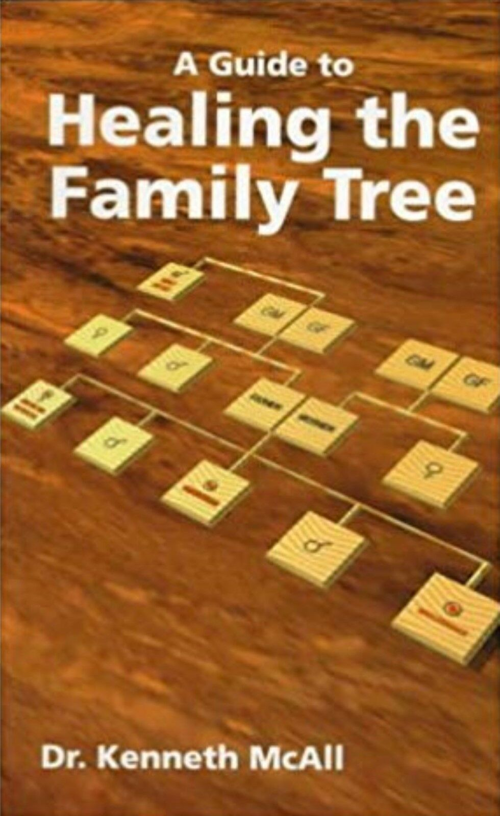 A Guide to Healing the Family Tree -book by Dr. Kenneth McAll - Paperback