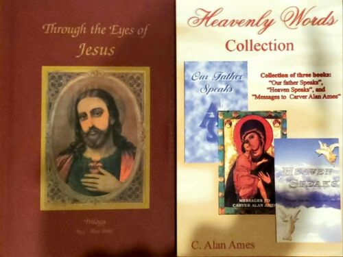 Through the Eyes of Jesus Trilogy + Heavenly Words Collection: 6 Alan Ames Books
