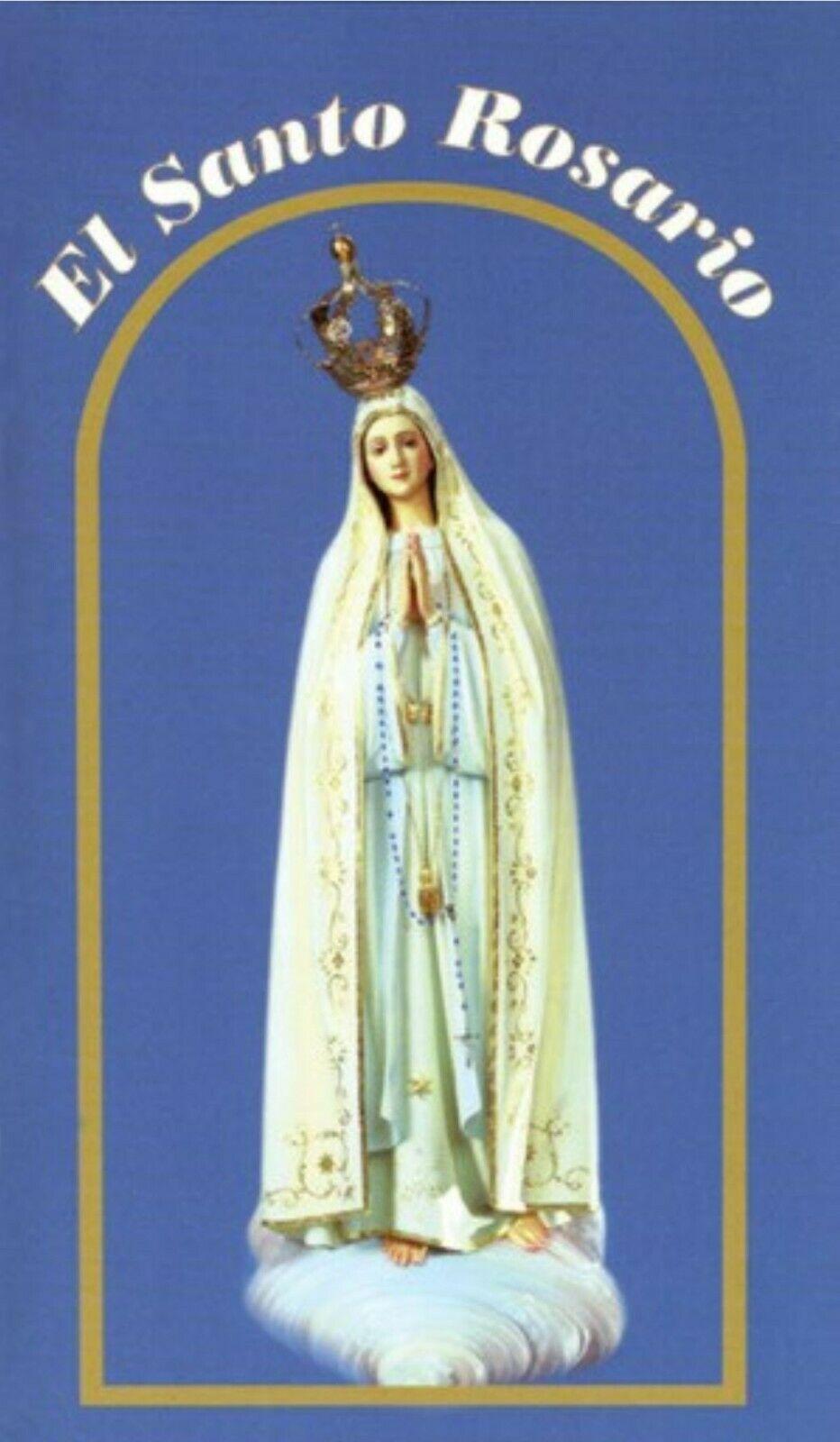 El Santo Rosario - Libro Guia para Rezar El Rosario con
