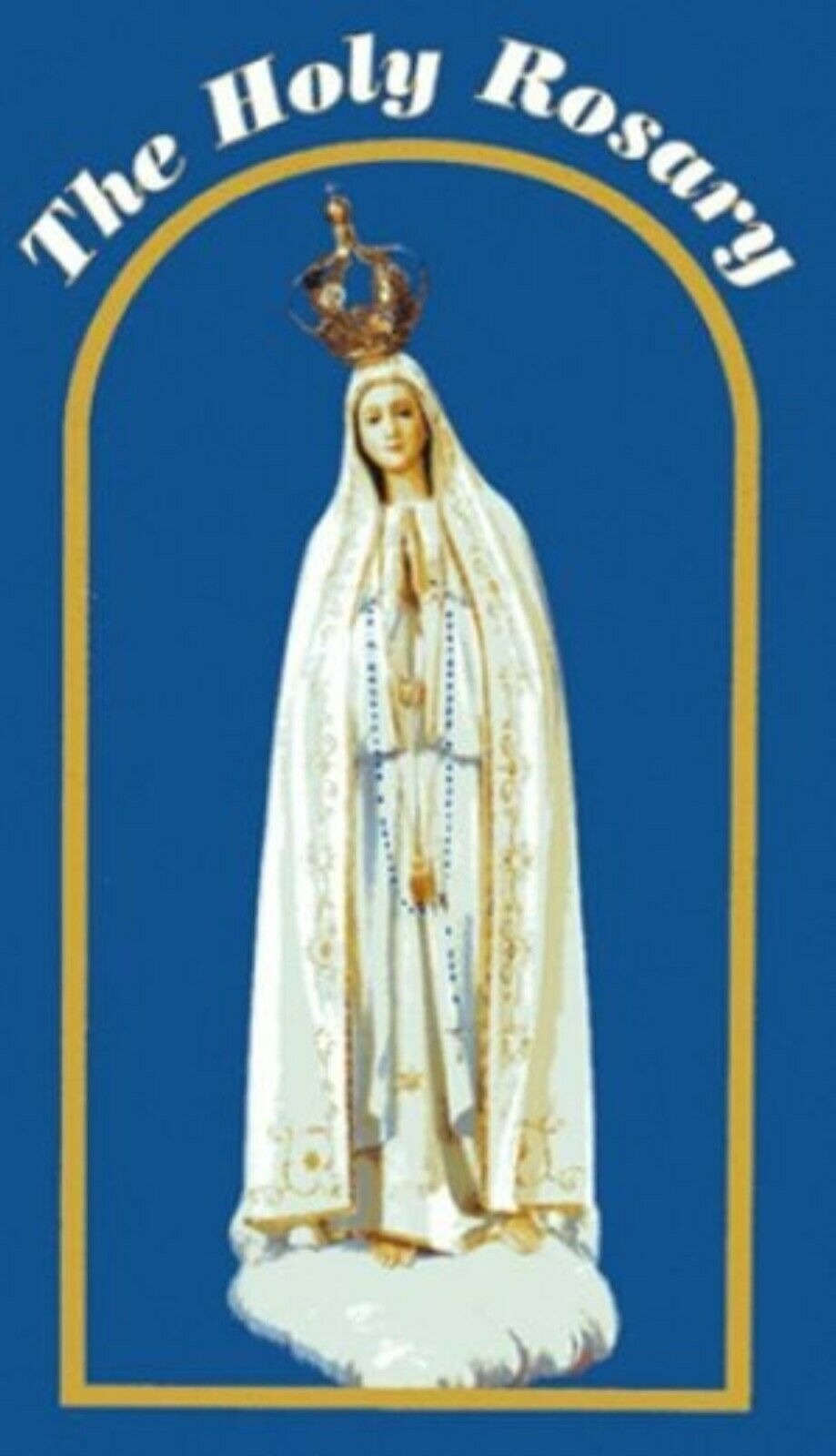 The Holy Rosary - A Beautiful Full Color Guide Booklet to Pray the Rosary