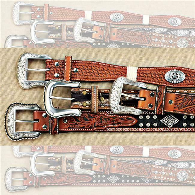 Nocona Genuine Leather Western Belt -Assortment Choose Size MSRP Value $59 -$100