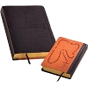 The NEW Catholic Answer Bible NABRE (Black Leather) Librosario LARGE PRINT