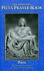 Pieta Prayer Book - Original Little Blue Book- Contains St Bridget 15 Prayers +